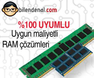 Uygun maliyetli RAM Çözümleri için bilendenal.com